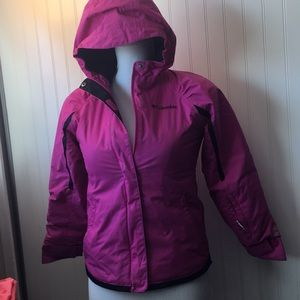 Omni heat Columbia winter jacket